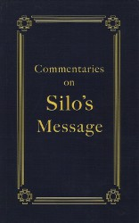 Tapa Commentaries on Silo's Message - EEUU - Diciembre 2010